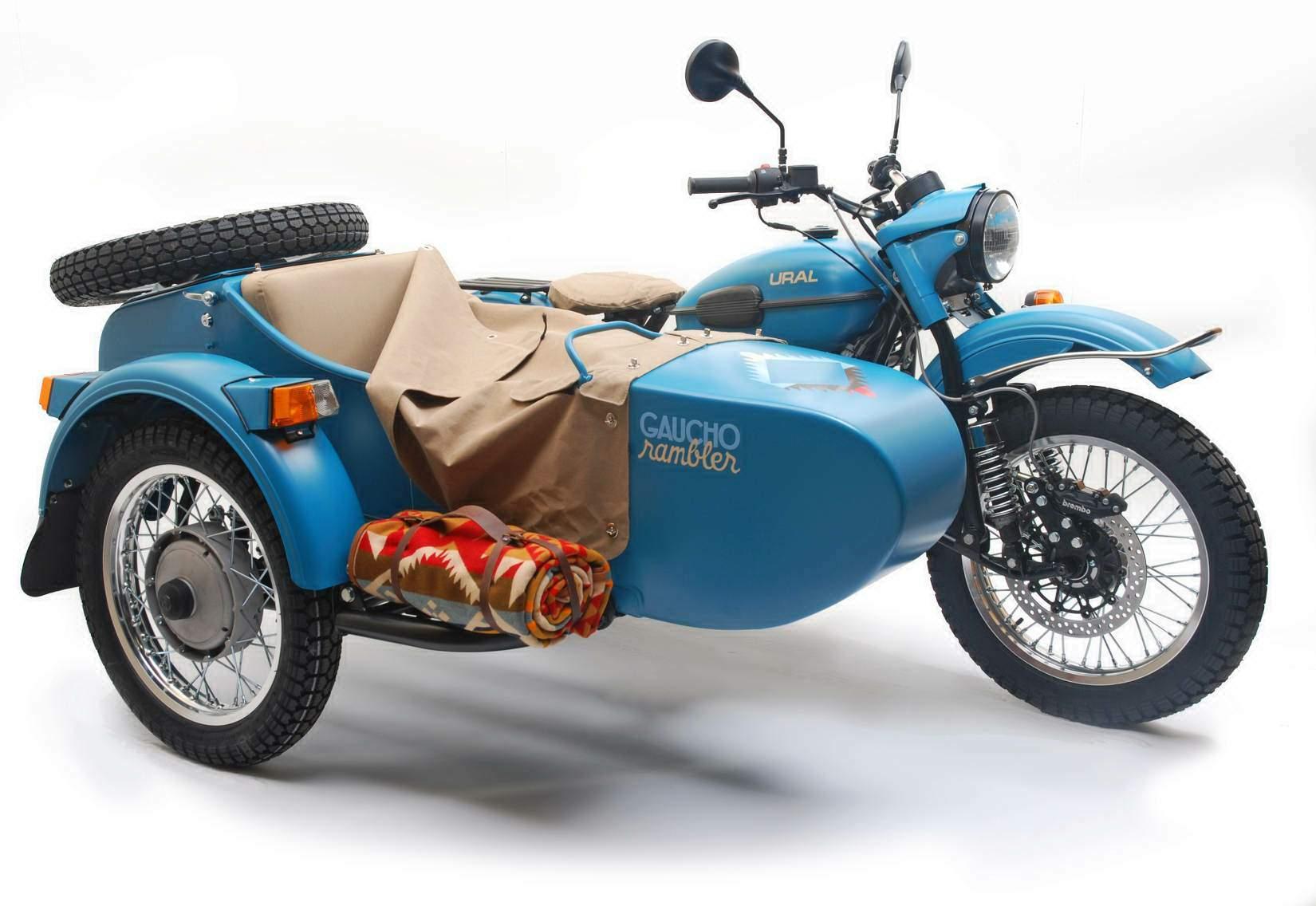 Ural Gaucho Rambler technical specifications